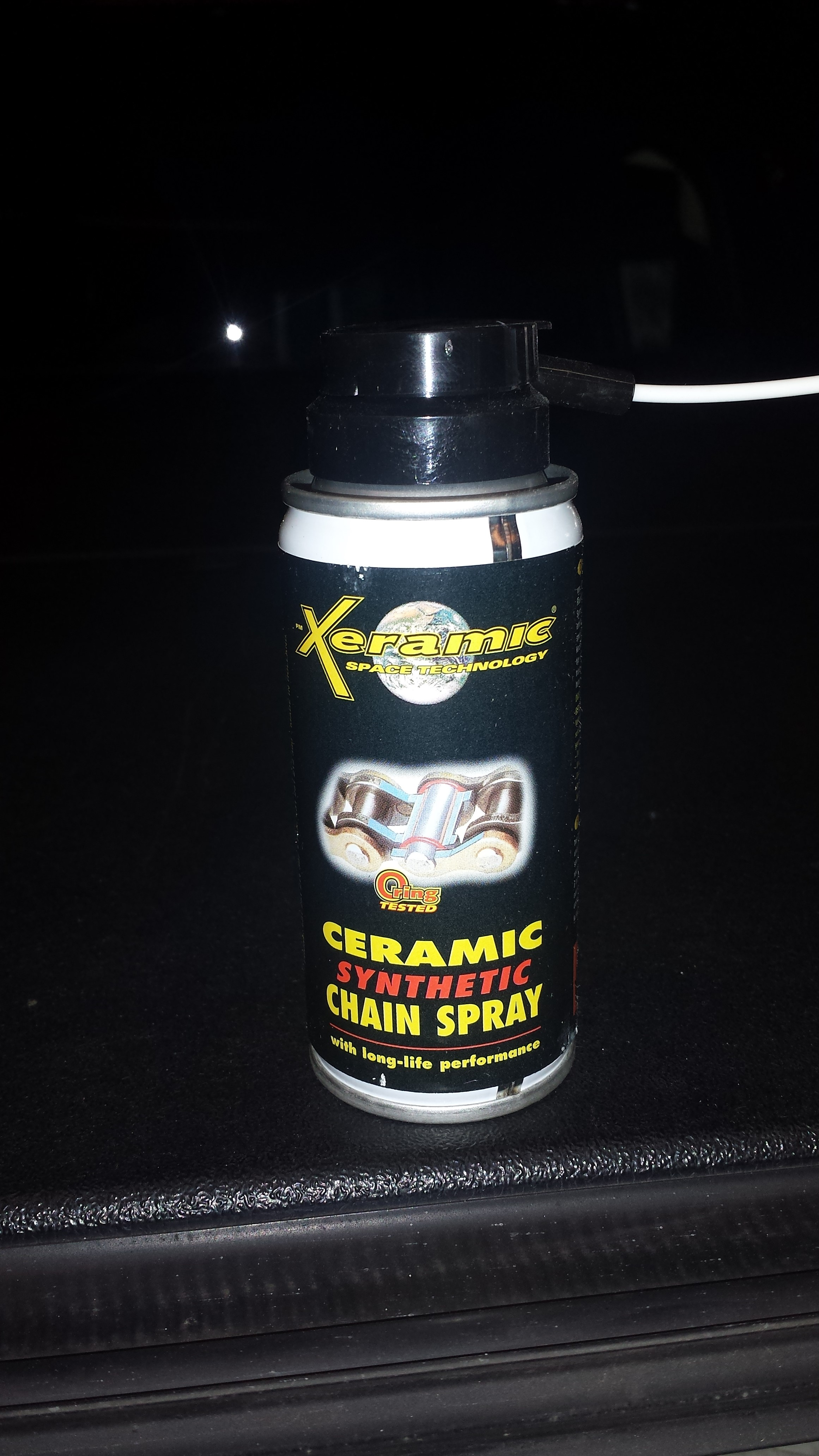Ketting spray